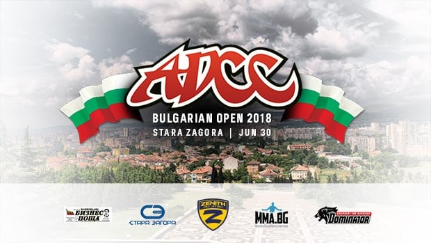 ADCC Bulgarian Open 2018 June