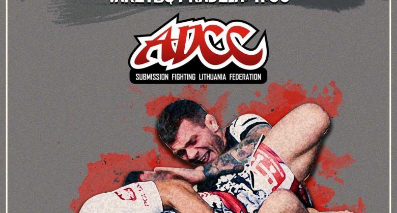 ADCC Lithuania Open 2018
