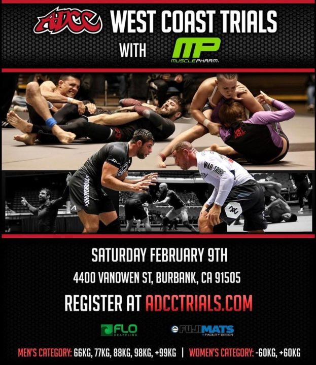 2ND ADCC NORTH-AMERICAN TRIAL 2019 • ADCC NEWS
