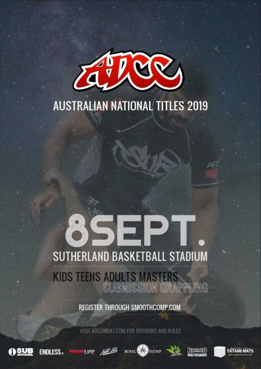 ADCC AUSTRALIAN NATIONAL TITLES 2019 • ADCC NEWS