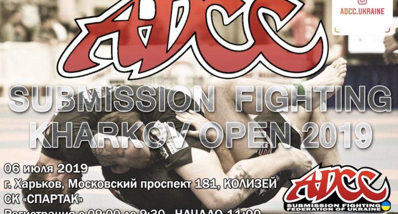 ADCC KHARKOV OPEN 2019