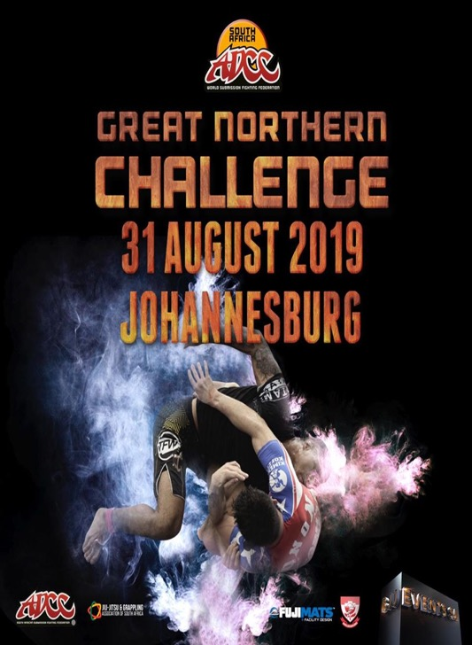 ADCC THE GREAT NORTHERN CHALLENGE JOHANNESBURG 2019 • ADCC NEWS