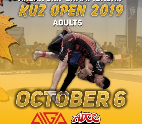 ADCC KAZAKHSTAN - KUZ OPEN 2019
