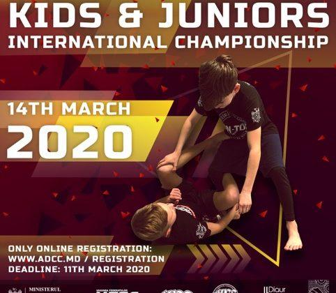ADCC MOLDOVA KIDS & JUNIORS 2020