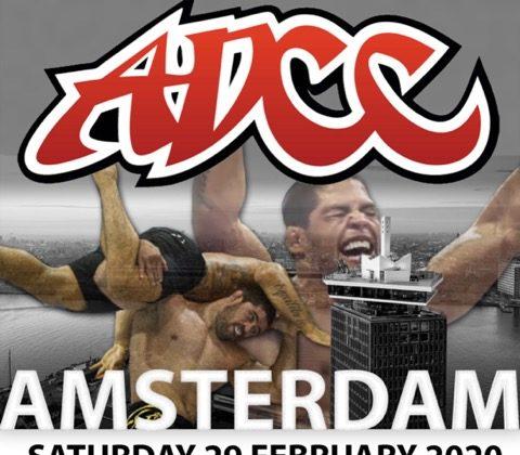 ADCC DUTCH OPEN HOLLAND 2020