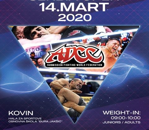 ADCC SERBIA OPEN 2020