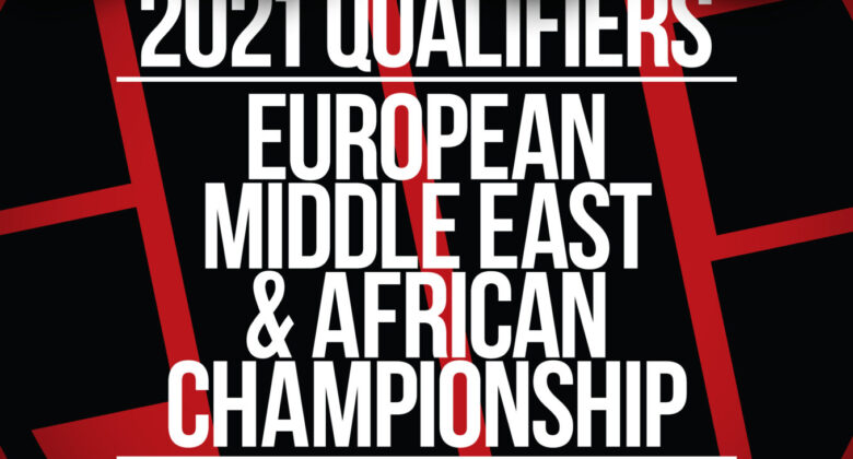 ADCC 1st EUROPEAN, MIDDLE EAST & AFRICAN TRIAL 2021
