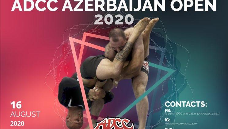 ADCC AZERBAIJAN OPEN 2020