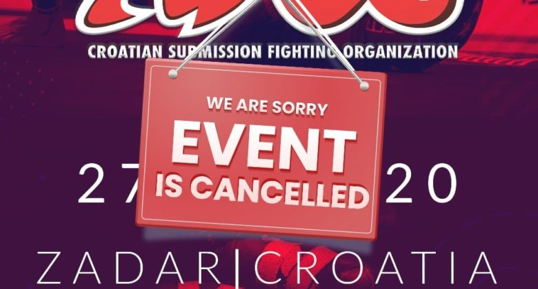 ADCC CROATIA OPEN 2020 - Canceled