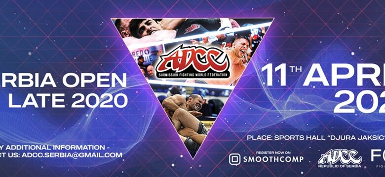 ADCC SERBIA OPEN 2021