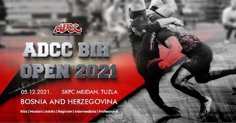 ADCC BiH OPEN 2021