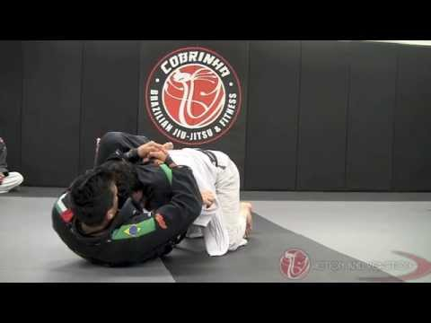 Alligator Arm Bar To Triangle ~ Cobrinha BJJ & Fitness Alliance Los Angeles